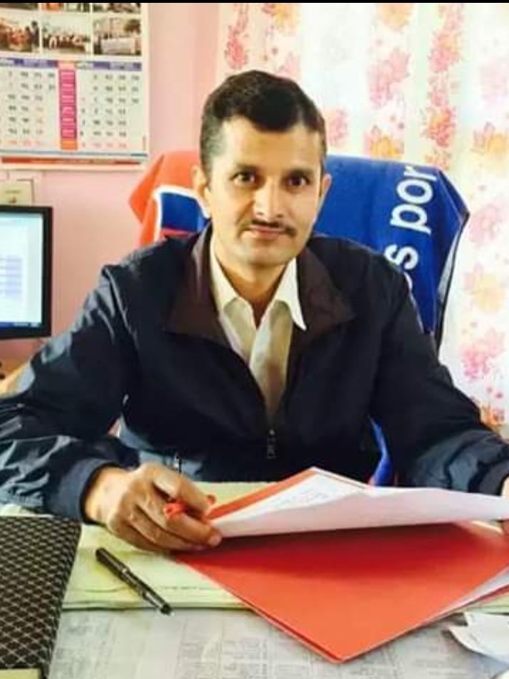 तेजराज शर्मा